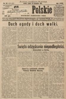 Słowo Polskie. 1929, nr312