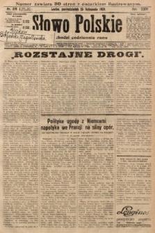 Słowo Polskie. 1929, nr324