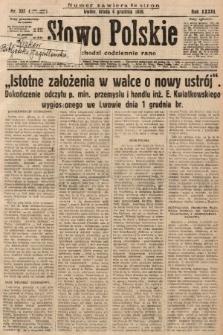 Słowo Polskie. 1929, nr333