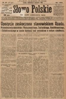 Słowo Polskie. 1929, nr337