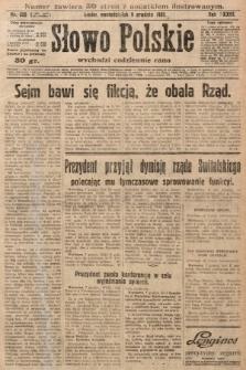 Słowo Polskie. 1929, nr338