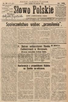 Słowo Polskie. 1929, nr343