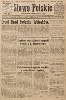Słowo Polskie. 1929, nr346