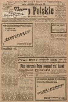 Słowo Polskie. 1929, nr352