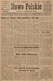 Słowo Polskie. 1929, nr355