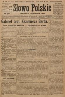 Słowo Polskie. 1929, nr358