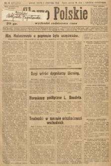 Słowo Polskie. 1930, nr6