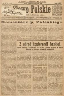 Słowo Polskie. 1930, nr8