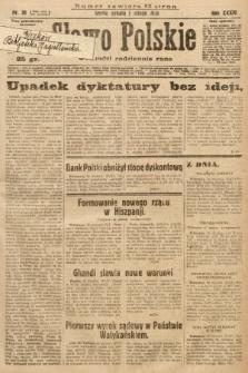 Słowo Polskie. 1930, nr30