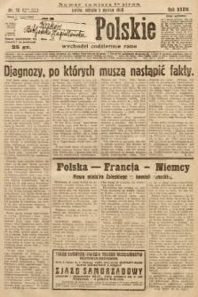 Słowo Polskie. 1930, nr58