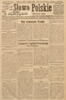Słowo Polskie. 1930, nr68