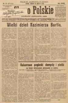 Słowo Polskie. 1930, nr72