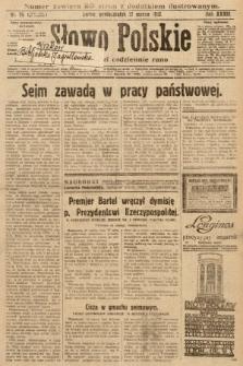 Słowo Polskie. 1930, nr74