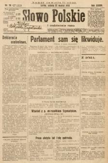 Słowo Polskie. 1930, nr79
