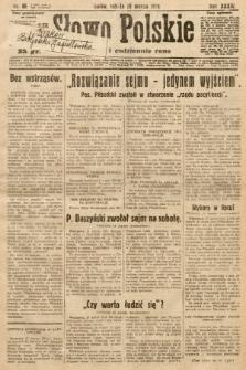 Słowo Polskie. 1930, nr86