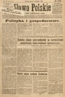 Słowo Polskie. 1930, nr97