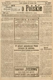 Słowo Polskie. 1930, nr108
