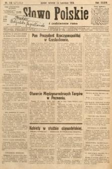 Słowo Polskie. 1930, nr115