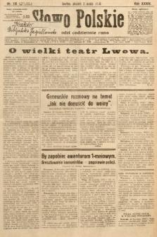 Słowo Polskie. 1930, nr118
