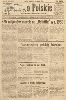 Słowo Polskie. 1930, nr137
