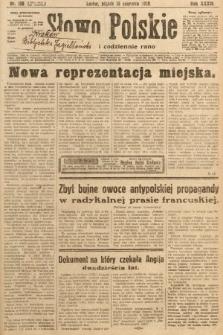 Słowo Polskie. 1930, nr158