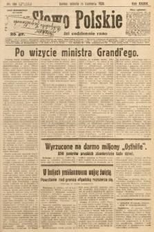 Słowo Polskie. 1930, nr159