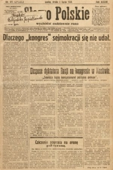 Słowo Polskie. 1930, nr177