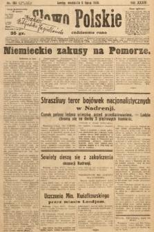 Słowo Polskie. 1930, nr181