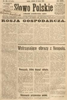 Słowo Polskie. 1930, nr201