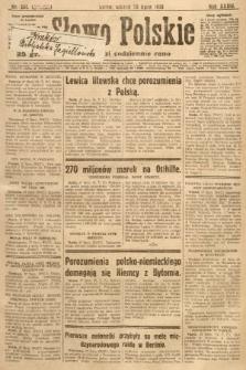Słowo Polskie. 1930, nr204