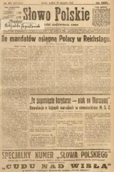 Słowo Polskie. 1930, nr221