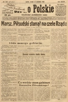 Słowo Polskie. 1930, nr233
