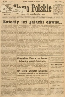 Słowo Polskie. 1930, nr237