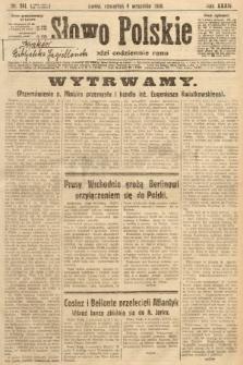 Słowo Polskie. 1930, nr241