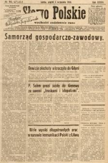 Słowo Polskie. 1930, nr242