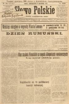 Słowo Polskie. 1930, nr245