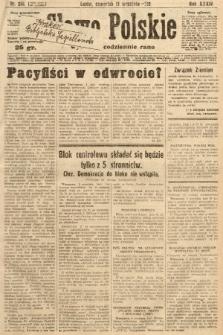 Słowo Polskie. 1930, nr248