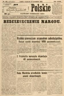 Słowo Polskie. 1930, nr262