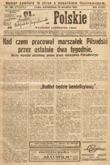 Słowo Polskie. 1930, nr266