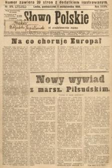 Słowo Polskie. 1930, nr273