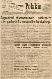 Słowo Polskie. 1930, nr292