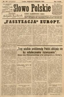 Słowo Polskie. 1930, nr307