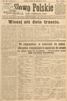 Słowo Polskie. 1930, nr324