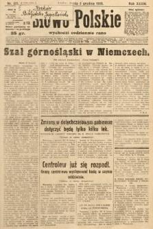 Słowo Polskie. 1930, nr331