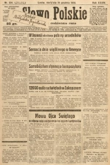 Słowo Polskie. 1930, nr354