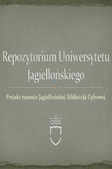 Repozytorium Uniwersytetu Jagiellońskiego : Projekt rozwoju Jagiellońskiej Biblioteki Cyfrowej