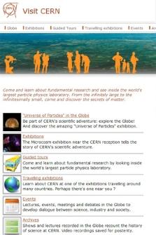 Visit CERN