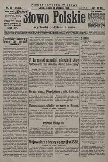 Słowo Polskie. 1928, nr20