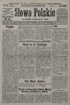 Słowo Polskie. 1928, nr29