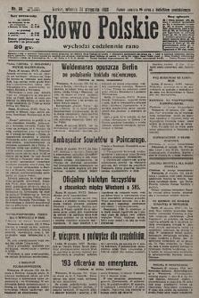 Słowo Polskie. 1928, nr30